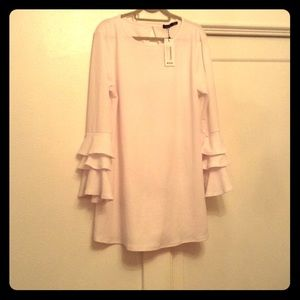 New With Tag White Dress